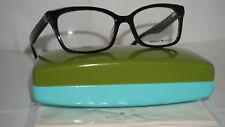 Kate Spade New York Frame Eyeglasses RX New Black Spot Black JERI 807 140