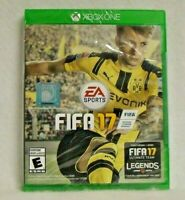 FIFA 17 (Microsoft Xbox One, 2016) New sealed !