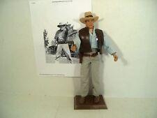 "Matt Dillon James Arness Gunsmoke marshal tv series 12"" custom figure old West"
