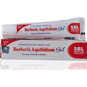 SBL berberis aquifolium 25 GM Tube Gel (Paquet De 2)