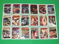 1994 Astounding Stories of Science Fiction 50 Card Set! FANTASY PULP MAGAZINE!