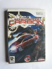 jeu nintendo wii need for speed carbon