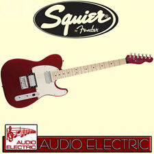 Squier by Fender Contemporary Telecaster HH Dark Metal Red