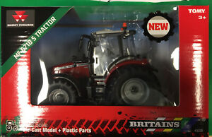 BRITAINS LTD FARM 43235 MASSEY FERGUSON 6718S TRACTOR
