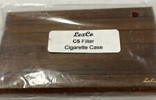 New listing Cigarette Case - by LexCo - C5 - Wo 00006000 od - Unique Design