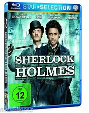 Sherlock Holmes [Blu-ray](NEU & OVP) Robert Downey jr., Jude Law / Guy Ritchie