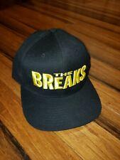 Vh-1 Cap Snapback Hat Cast Crew TV Show Black The Breaks