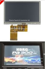 Original LCD Screen with Touch Screen Digitizer for Korg PA300