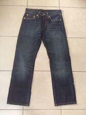 LEVIS 505   Dark Denim Jeans   Size 28