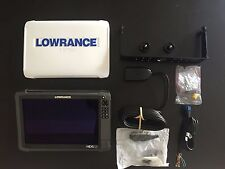 Lowrance HDS-12 Gen3  WORLD VERSION  WITH HIGH DEFINITION TRANSDUCER NEW