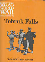 HISTORY OF THE SECOND WORLD WAR Magazine 3/5 - Tobruk Falls