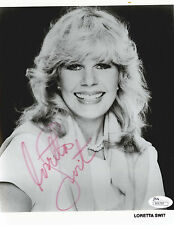 "Loretta Swit Actress M*A*S*H ""Hot Lips Houlihan"" Signed 8X10 Jsa Coa #R66783"
