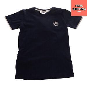 FABRIC FLAVOURS x STAR WARS T-Shirt Top Size 9-10Y Melange Interchangeable Badge