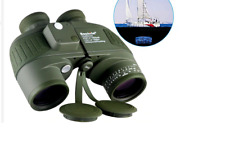 HD Low Light Enhancing Shock Proofed Military Type 10 x 50 Binoculers