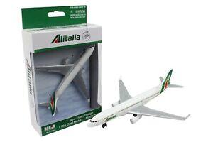 DARON ALITALIA AIRLINES SINGLE PLANE RT0604