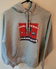 MedSt. Louis Cardinals 2011 World Series Champions Hooded Sweatshirt Hoodie