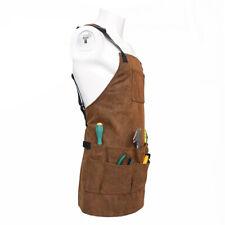 Canvas Work Edition Schürze mit Taschen, verstellbare Riemen mit