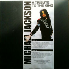 MICHAEL JACKSON – Limited Edition LP MARBLE  VINYL