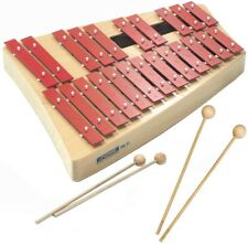 Sonor Ng-31 Jeu de Cloches Xylophone KEEPDRUM Mst04 Baguettes & battes