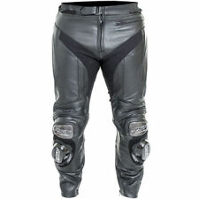 RST Motorcycle Trousers Cowhide Leather Exact Jeans