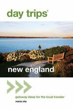 Day Trips® New England: Getaway Ideas For The Local Traveler (Day-ExLibrary