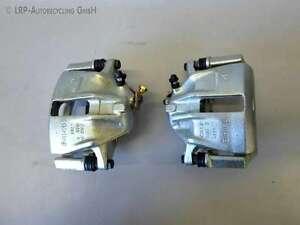 VW Corrado Bj. 1992 Satz Bremssättel Bremssattel vorn mit Bremssattelträger