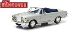 "Greenlight 1/43 1969 Mercedes-benz 280 SE Argento aperto Convertibile "" la"
