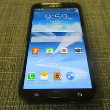 SAMSUNG GALAXY NOTE 2, 16GB - (AT&T) CLEAN ESN, WORKS, PLEASE READ!! 35006