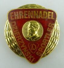 Ehrennadel: Dzierzynski Sportler SG Adlershof, Orden1832
