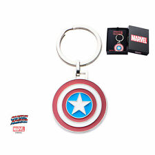 Marvel Stainless Steel Collectable Keyrings