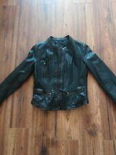 Bershka chaqueta de cuero Talla 10/12 (l) en muy buena condición