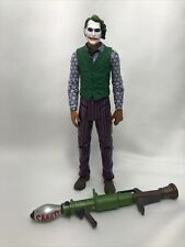 Mattel Movie Masters The Dark Knight The Joker with Missile Launcher