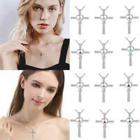 Anhänger Halskette Kreuz Herren Anhänger für Frauen Schmuck Halskette M8S3
