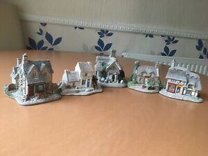 Lilliput Lane Cottages Bundle