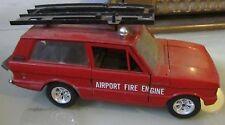 Modellino Bburago Martoys Airport Fire Engine 1:24 Range Rover