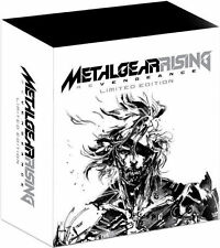 Metal Gear Rising Revengeance Zavvi Limited Edition -  BRAND NEW PlayStation 3