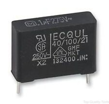 5 X CAPACITOR, CLASS X2, 0.68UF, 275V, Part # ECQU2A684ML