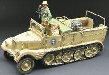KING & COUNTRY AFRIKA KORPS AK026 WW2 GERMAN DESERT TRANSPORT MIB