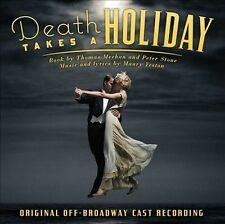 Death Takes a Holiday [Original Off-Broadway Cast Recording] (CD, Oct-2011,...