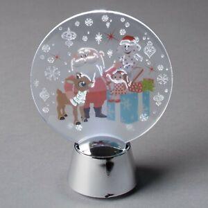 Dept 56 Rudolph Santa and Misfits Holidazzler 4057996 MWT Lights Up