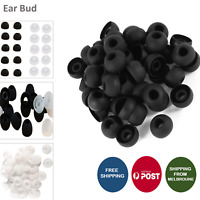 6 x Universal Earphones S M L Replacement SRilicone EABUD EAR BUD Tips Covers