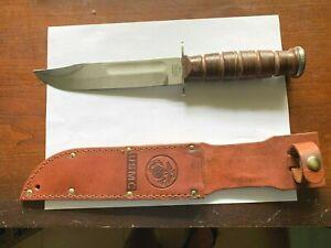 CAMILLUS LTD. ED. MARK II COMBAT UTILITY FIGHTING KNIFE - NOS - KABAR - USA MADE