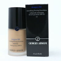 Giorgio Armani Designer Lift Smoothing Firming Foundation  1oz  New With Box