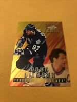 Doug Gilmour 95-96 Score Dream Team card Toronto Maple Leafs