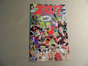 Zot #5 (Eclipse 1984) Free Domestic Shipping