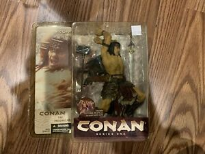 2004 McFarlane Toys - Conan Series 1 - Conan The Indomitable Action Figure MIP