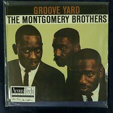 ANALOGUE PRODUCTIONS 180g 45rpm 2LP #0137 MONTGOMERY BROTHERS GROOVE YARD