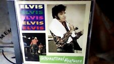 ELVIS INTERNATIONAL HEATWAVE 1998 1ST FLASHBACK ECD1074 CD IMPORT VERYGOOD PLUS
