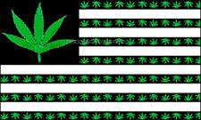 Leaf Usa American Marijuana 3x5 Polyester Weed Pot Reefer Dispensary Flag