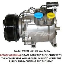 A//C Compressor for 1995-03 Chrysler Sebring Dodge Stratus Plymouth Breeze 57582
